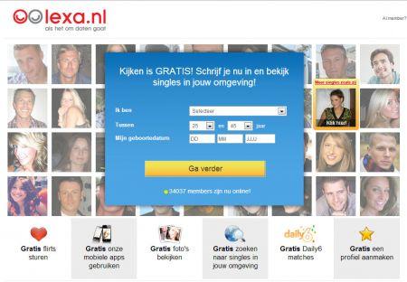 internet dating nederland